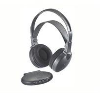 אוזניות אלחוטיות אינפרא אדום לTV סמארטפונים ונגנים עם איכות שמע גבוהה מבית LEXUS דגם ir322
