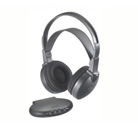 אוזניות אלחוטיות אינפרא אדום איכותיות מבית LEXUS דגם ir322