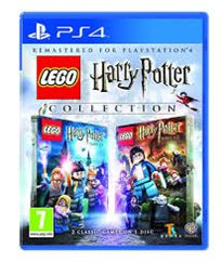 Lego Harry Potter Collection PS4 אירופאי!