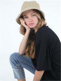 כובע טמבל דייזי בז' סטייל ריבר