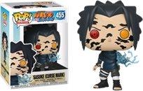 Funko Pop - Sasuke Curse Mark Exclusive (Naruto) 455  בובת פופ