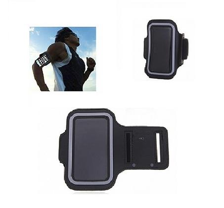 """נרתיק ריצה אוניברסאלי על הזרוע לכל סוגי הסמארטפון עד לגודל של """"5.5"""