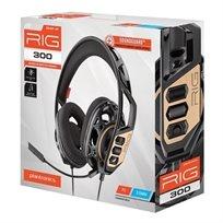 Plantronics Rig 300   אוזניות גיימינג