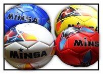 כדורגל מינסה Minsa מקצועי מטאלי 370 גר Pu