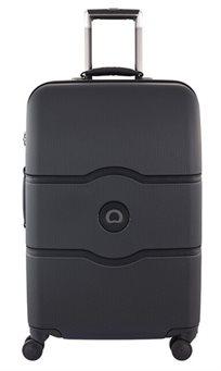 Delsey Chatelet מזוודה קשיחה 77ס״מ Premium
