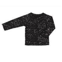 Minene בגד ים חולצה (24-3 חודשים) - שחור מנצנץ