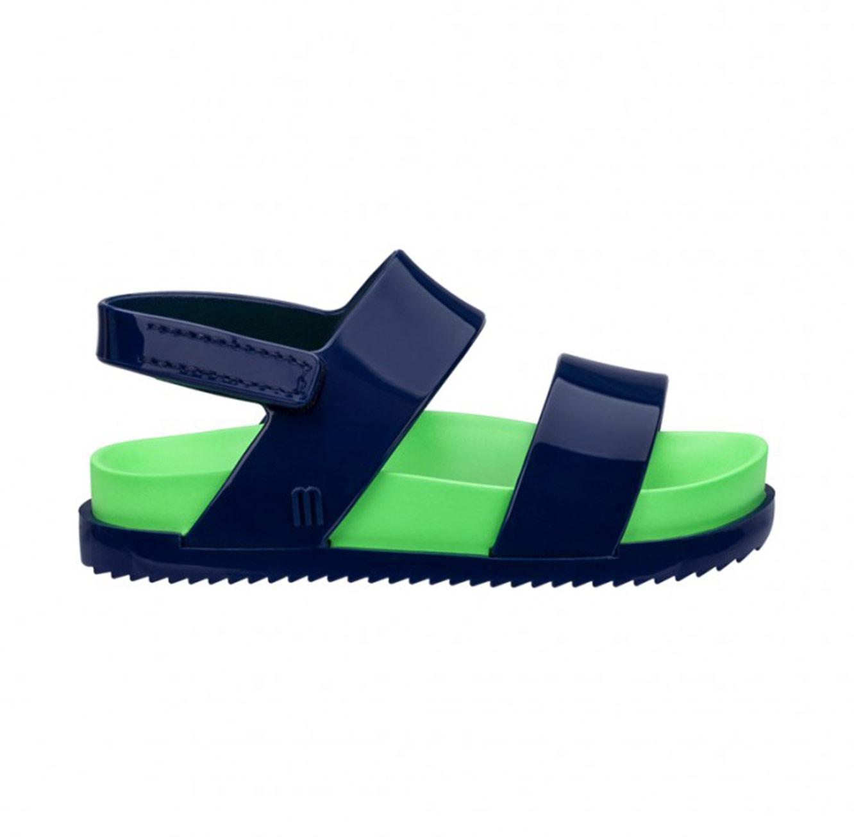 סנדלים  Mini Cosmic לילדות - כחול/ירוק