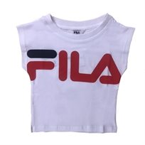 FILA / חולצה (מידות 2-10 שנים)  - לבן