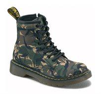נעלי יוניסקס לילדים דגם דלניי 15382310 - צבאי