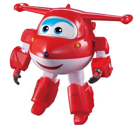 בובת מטוסי על - ג'ט רובוט מאיר ומדבר