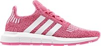 ADIDAS ילדים// SWIFT RUN SHOES  PINK