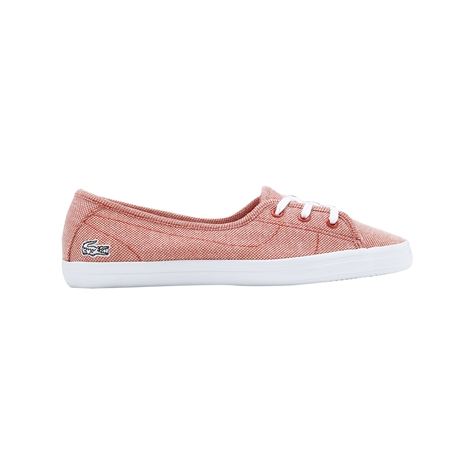 Lacoste נשים\\ Ziane Chunky Crm Coral