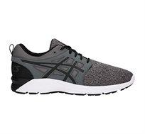 נעלי ספורט לגבר ג'ל טורנס - אפור/שחור/לבן