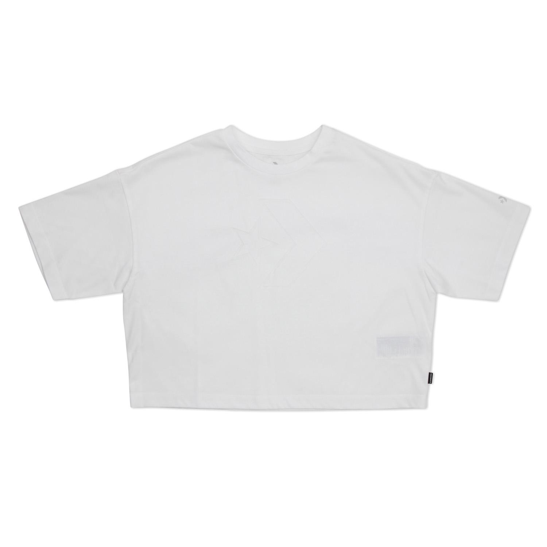 Converse נשים //Women's Knit T-Shirt