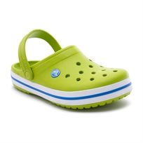 Crocs Crocband - כפכף קרוקס אוורירי בצבע ירוק