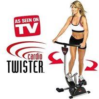 Cardio Twister לאימון אירובי, חיטוב ושריפת שומן