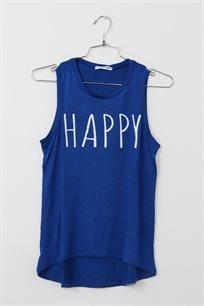 גופיית happy