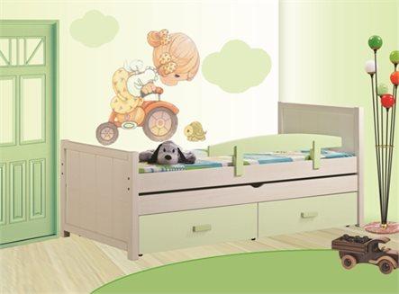 חדש ברהיטי גבעת ברנר-יוניגל מיטת ילדים נפתחת מעץ בוק! בנוסף, מבחר מיטות מעץ אורן, רק ב-₪1990! - תמונה 6