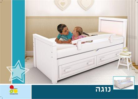 חדש ברהיטי גבעת ברנר-יוניגל מיטת ילדים נפתחת מעץ בוק! בנוסף, מבחר מיטות מעץ אורן, רק ב-₪1990! - תמונה 8