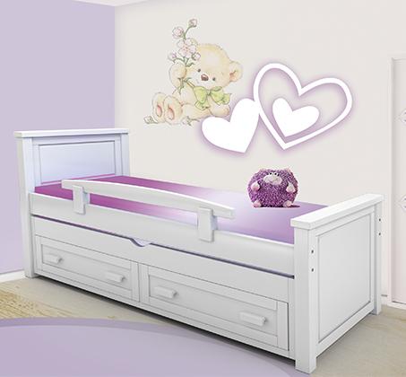 חדש ברהיטי גבעת ברנר-יוניגל מיטת ילדים נפתחת מעץ בוק! בנוסף, מבחר מיטות מעץ אורן, רק ב-₪1990! - תמונה 9