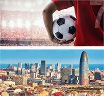 חבילת ספורט ל-5 לילות למשחק ברצלונה מול אתלטיקו מדריד בפורים רק בכ-€679*