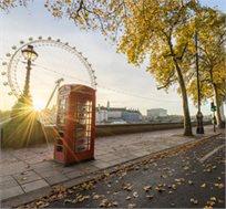 טיסה ללונדון בראש השנה ל-4 לילות החל מכ-$499*