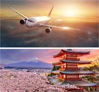 טיסה הלוך חזור לטוקיו רק בכ-$729*