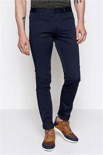 מכנס בד לגבר DEVRED דגם 4069017 בצבע כחול נייבי
