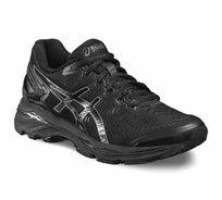נעלי נשים מקצועיות לריצות ארוכות המתקנות ותומכות בקריסת כף הרגל דגם Asics Gel Kayano 23