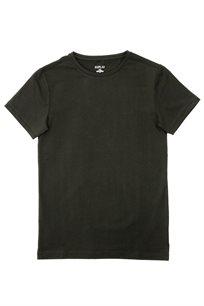 Replay גברים // Crew Neck T Shirt Olive