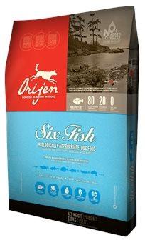 אוריג'ן דגים לכלב רגיש 11.4 ק''ג