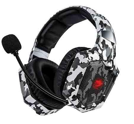 אוזניות גיימינג  מתאים ל PC / XBOXONE / PS4