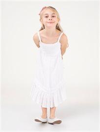 שמלת וולן רומנטית חגיגית