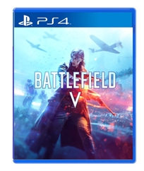 Battlefield V - Ps4  באטלפילד 5 אירופאי!