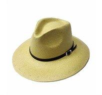 כובע פנמה אינדיאנה לנשים בשני צבעים לבחירה