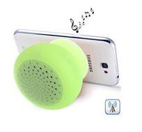 דיבורית Bluetooth משולבת רמקול נייד אטום למים + סוללה נטענת לשעות ארוכות של האזנה למוזיקה ושיחות