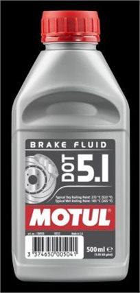 נוזל בלמים Motul דוט 500Ml 5.1