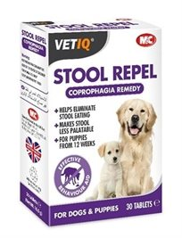 טבליות Stool Repel  נגד אכילת צואה לכלב