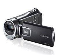 מצלמת וידאו דיגיטלית מתקדמת FULL HD מבית SAMSUNG, עם עדשה וזום אופטי איכותיים + כרטיס זיכרון 16GB