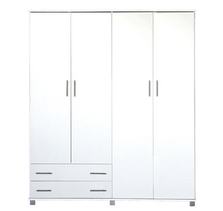 ארון 4 דלתות עם טריקה שקטה H.KLEIN