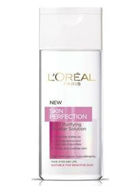 L'oreal Pure Micellar Cleans Water
