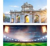 סופר קלאסיקו! ריאל מדריד מול ברצלונה! 3 לילות במדריד רק בכ-€1284* לאדם!