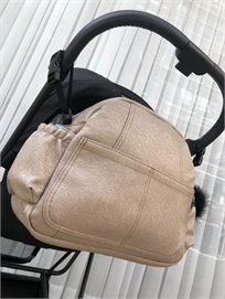Bag - B תיק החתלה- דיימונד רוז גולד