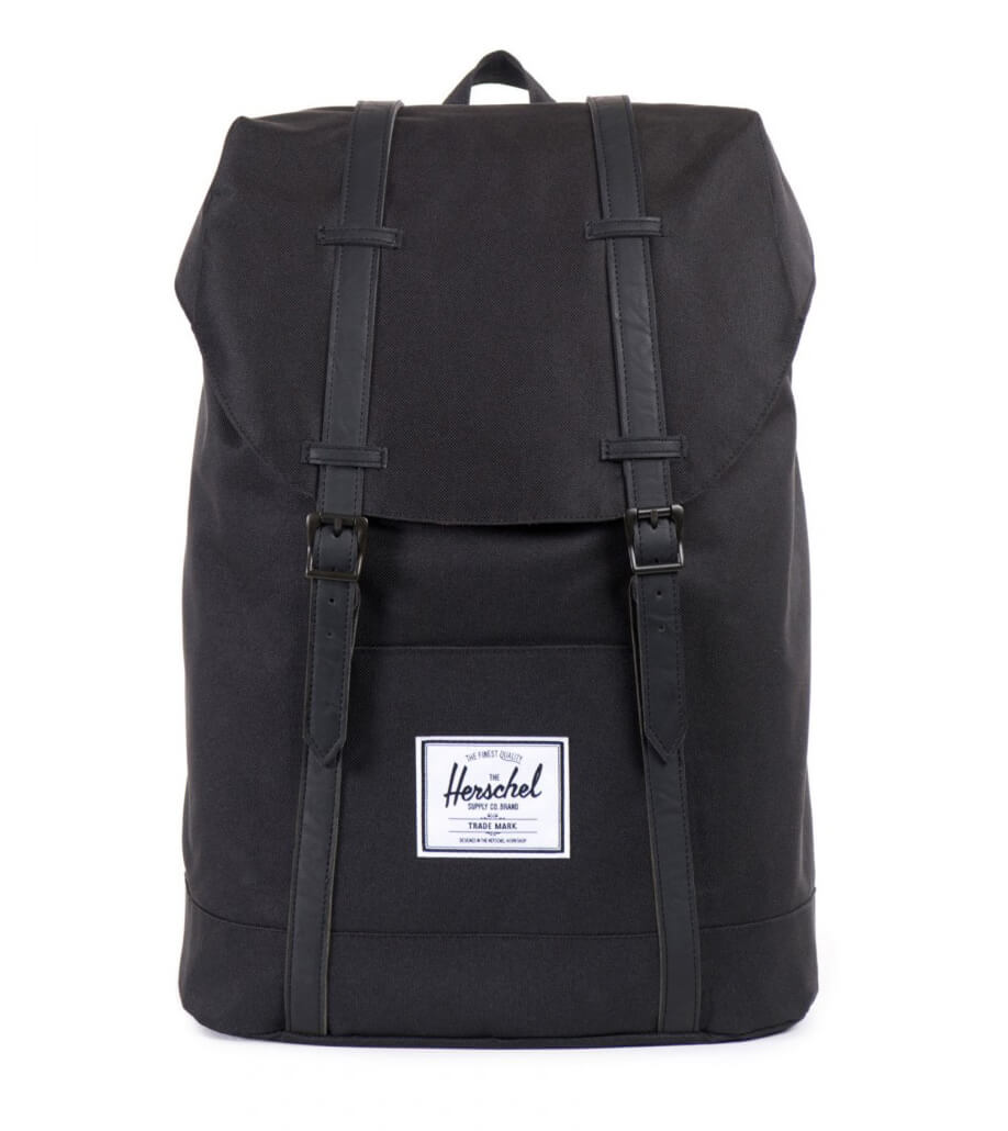 הרשל Herschel תיק גב Retreat Black/Black