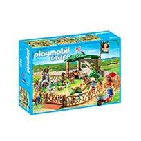 פליימוביל פינת חי לילדים - כולל מקום טיפול בחיות + דמות נוספת במתנה