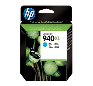 ראש דיו מקורי HP 940XL צבע כחול