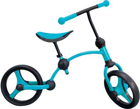 מגניב ביותר אופני איזון 2 ב 1 - בכחול - משלוח חינם AL-51