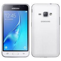 סמארטפון Samsung Galaxy J1 SM-J120H צבע לבן שנתיים אחריות - משלוח חינם!