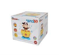 'תוף טמבורין' משחק לילדים Spark toys - משלוח חינם