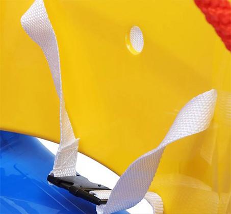 נדנדה 3 ב 1 עשויה פלסטיק לבית או לחצר לפעוטות וילדים S-free - תמונה 5